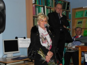 Dyrektor biura - Elżbieta Kamrowska